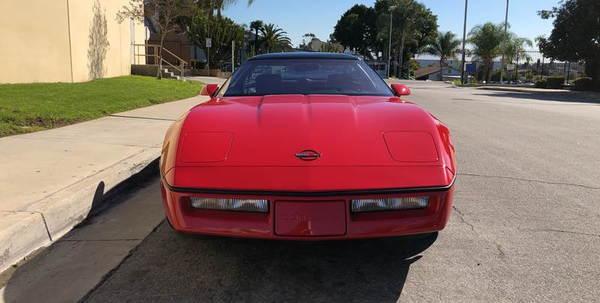 1990 Chevrolet Corvette  for Sale $0
