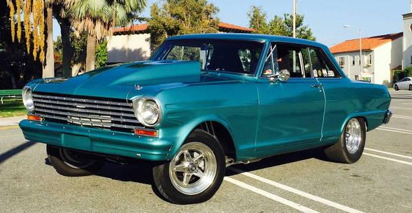 1963 Street or Strip Nova