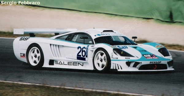 Saleen S7R