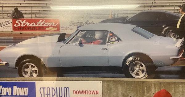 1967 Camaro street/strip car turn key plus trailer  for Sale $27,000