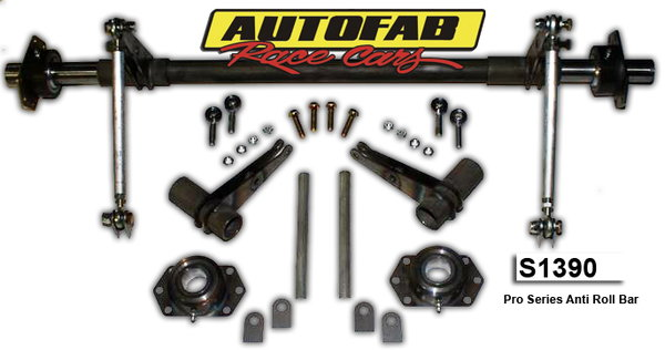 Autofab Pro Series Anti Roll Bar Kit - 4130 CM  for Sale $329