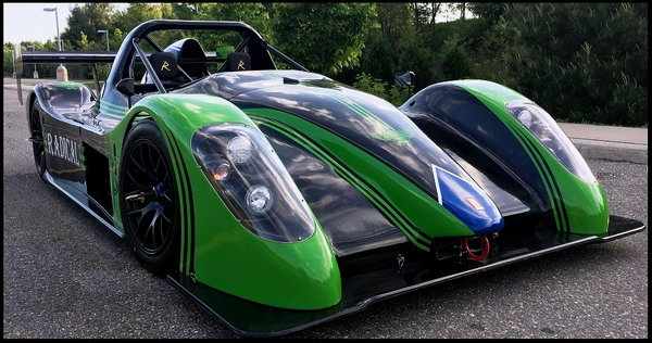 NEW Radical with Trailer  for Sale $69,000