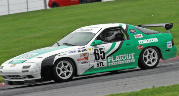Mazda RX-7 13B STL Race Car for Sale  for Sale $13,000