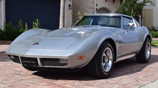 1973 Chevrolet Corvette Stingray 454 V8  for Sale $19,600