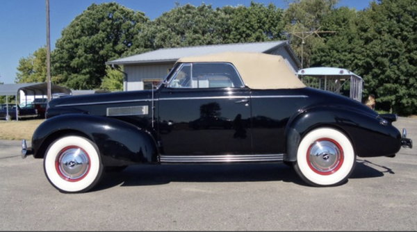1939 Cadillac Series 61  for Sale $54,000