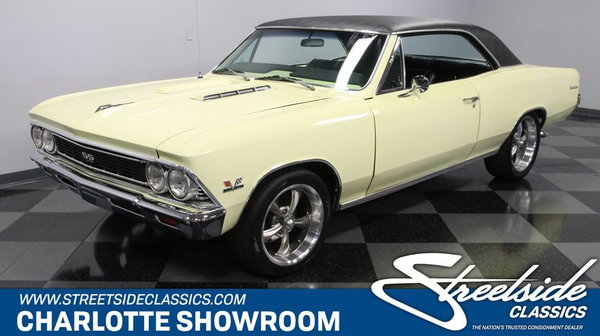 1966 Chevrolet Chevelle SS  for Sale $35,995