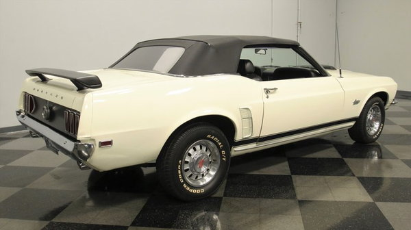 1969 Ford Mustang Convertible  for Sale $36,995