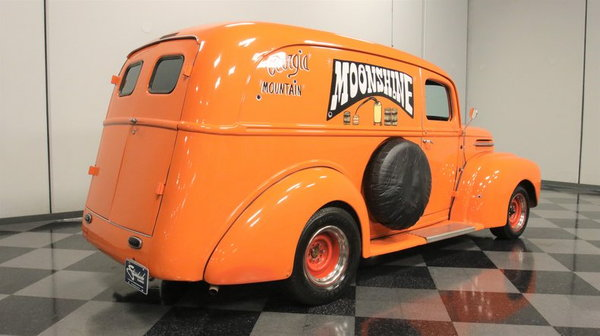 1947 Ford Panel Delivery  for Sale $28,995
