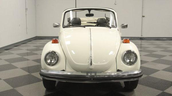 1979 Volkswagen Super Beetle Karmann  for Sale $23,995