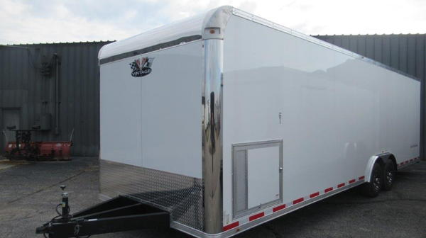 2020 VINTAGE 28' OUTLAW RACE TRAILER  for Sale $18,850