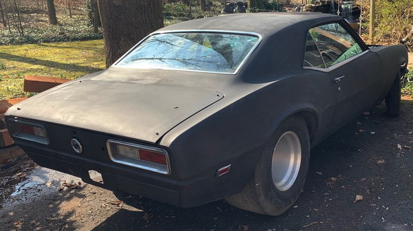 1968 Pro Street Camaro  for Sale $18,000