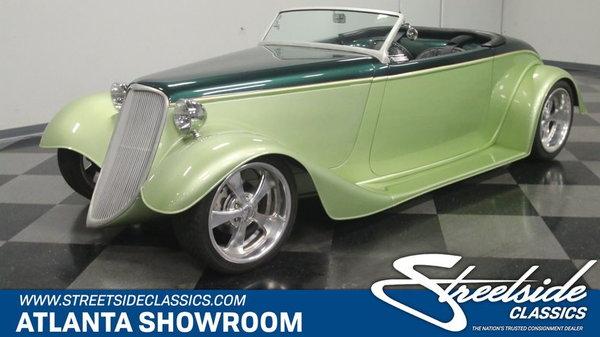 1933 Ford Roadster Replica  for Sale $35,995