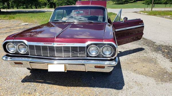 1964 CHEVROLET IMPALA  for Sale $29,900