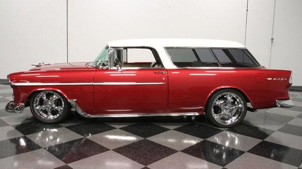 1955 Chevrolet Nomad Restomod  for Sale $81,995