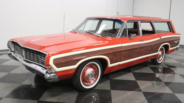 1968 Ford Country Squire Station Wagon  for Sale $22,995