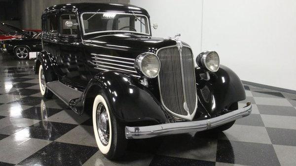 1934 Chrysler Sedan CA  for Sale $23,995