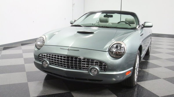 2004 Ford Thunderbird Pacific Coast Roadster  for Sale $18,995