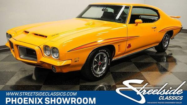 1972 Pontiac LeMans GTO Judge Tribute