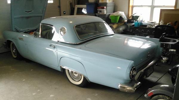 1957 FORD THUNDERBIRD  for Sale $59,949