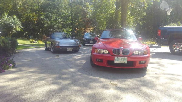1999 BMW Z3  for Sale $8,299