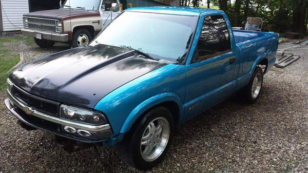 1994 Chevrolet S10  for Sale $6