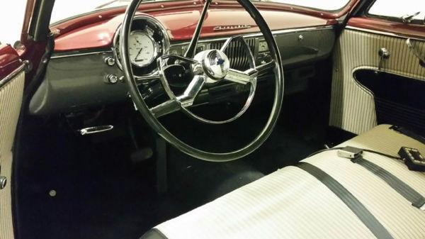 1950 Chevrolet Bel Air  for Sale $21,000