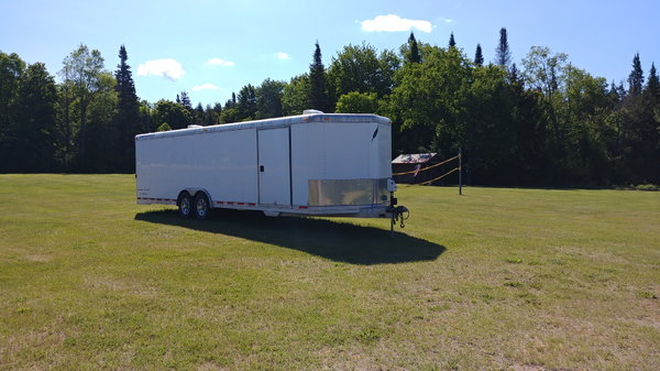 Featherlite Enclosed Trailer  for Sale $14,500