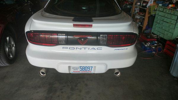 1993 Pontiac Firebird  for Sale $10,500