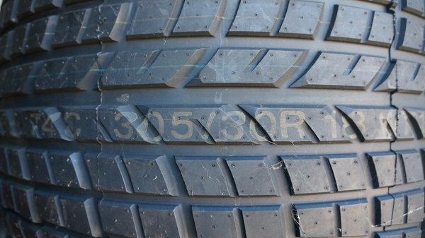 Kumho Rain Tires  for Sale $800