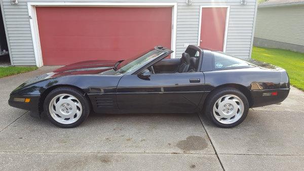 1991 Corvette  for Sale $10,500