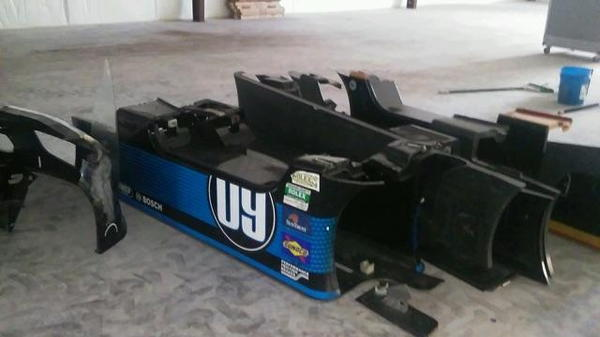 2008 Coyote/FABCAR Daytona Prototype with tons of spares  for Sale $200,000