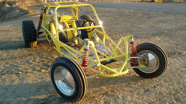 Sand Rail 2-Seater Powered by GM  for Sale $4,800