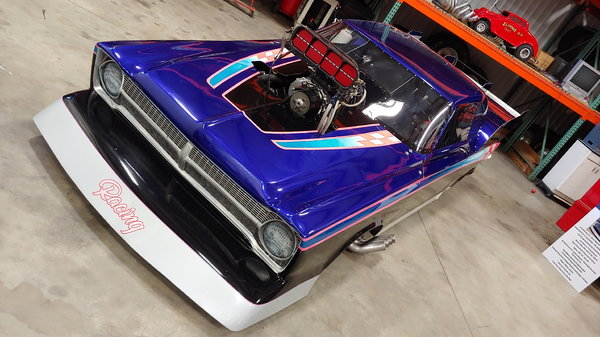 1965 Plymouth Satellite  for Sale $46,500