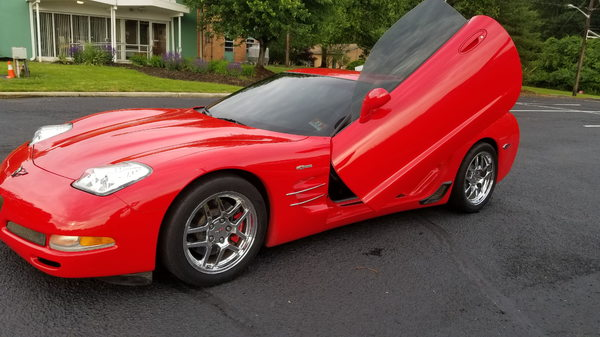 2004 Z06 787 HP!  for Sale $28,500