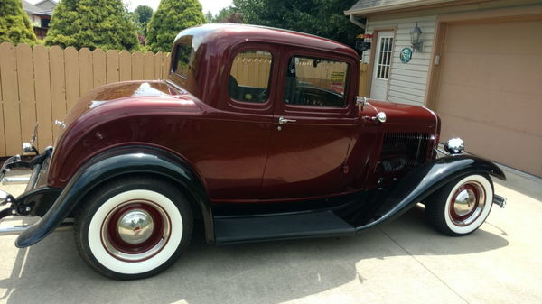 1932 Ford 5 Window Coupe  for Sale $60,000