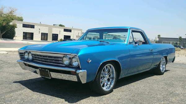 1967 Chevrolet El Camino  for Sale $18,900