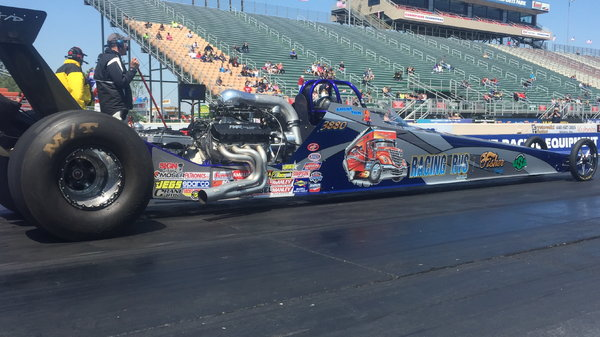 6.10 Procharger Top Dragster   for Sale $58,900