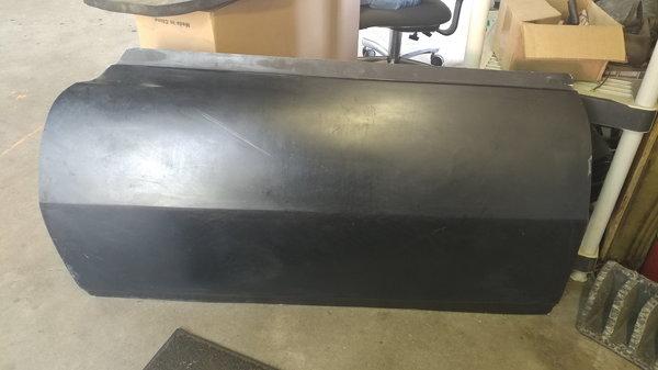 Fiberglass drivers door  for Sale $300