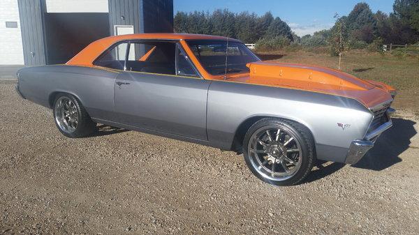 1967 Chevrolet Chevelle  for Sale $26,500