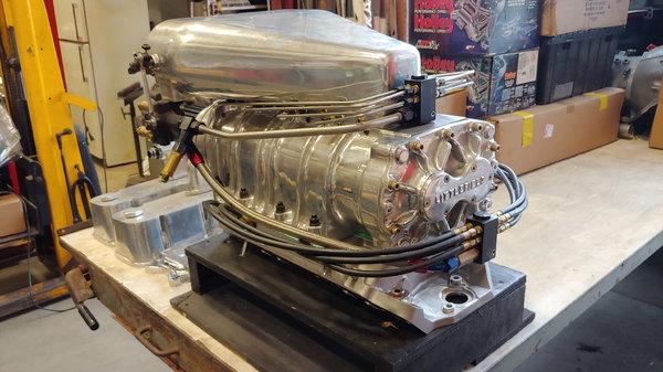 1471 Littlefield Blower Setup  for Sale $6,300