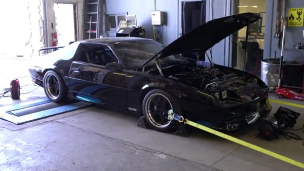 Mustang MD 1100-SE Chassis Dyno with Eddybrake  for Sale $26,995