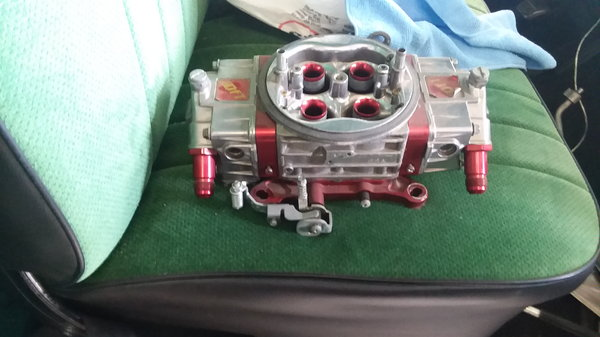 Turbo system complete system. With a new quick fuel ca  for Sale $2,500