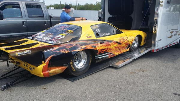 1986 Firebird & Trailer  for Sale $45,000
