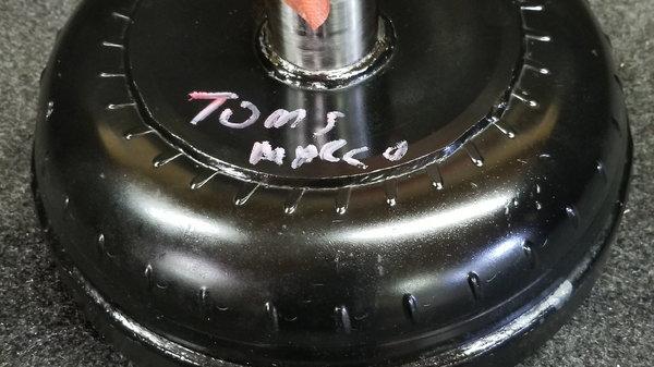 Abruzzi BBC Torque Converter  for Sale $600