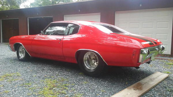 1972 Chevrolet Chevelle  for Sale $34,000