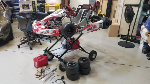 Brand new Margay kart for sale  for Sale $4,000
