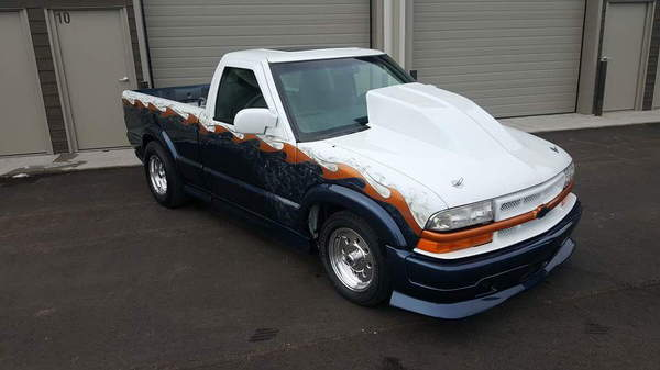 2000 Chevy S10 Roller  for Sale $1,234
