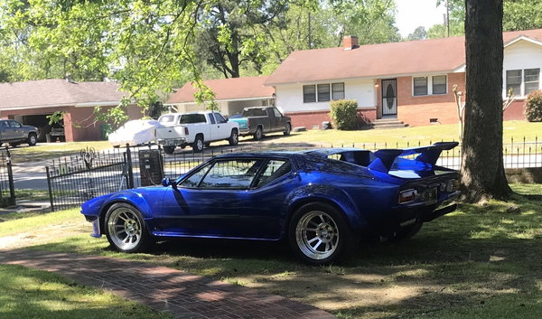 1972 DeTomaso Pantera  for Sale $65,000