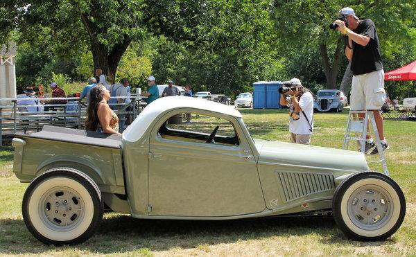 1935 Ford Custom / HotRod Pickup Truck  for Sale $65,000