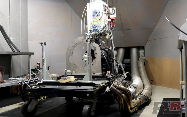 Complete SuperFlow Black Widow Engine Dyno with Tons of Extr  for Sale $115,000